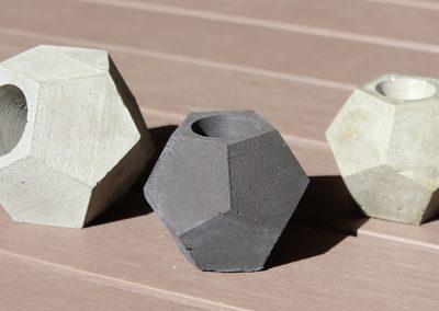 Diseño productos cemento