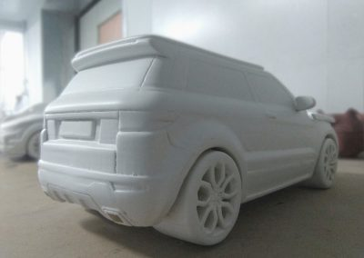 Diseño range rover evoque vajilla exclusiva 2