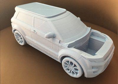 Diseño range rover evoque vajilla exclusiva