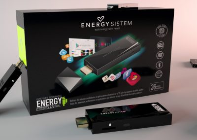Producto final android tv energysistem