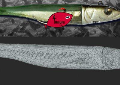 Producto final y desarrollo de producto señuelos de pesca